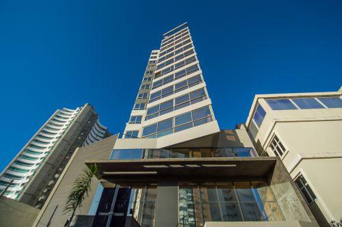 Fachada November - Apartamento 3 Suítes - Centro de Itajaí