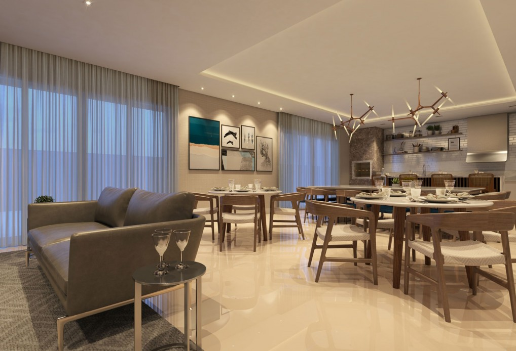 Galeria 3 Apartamento com 2 ou 3 quartos