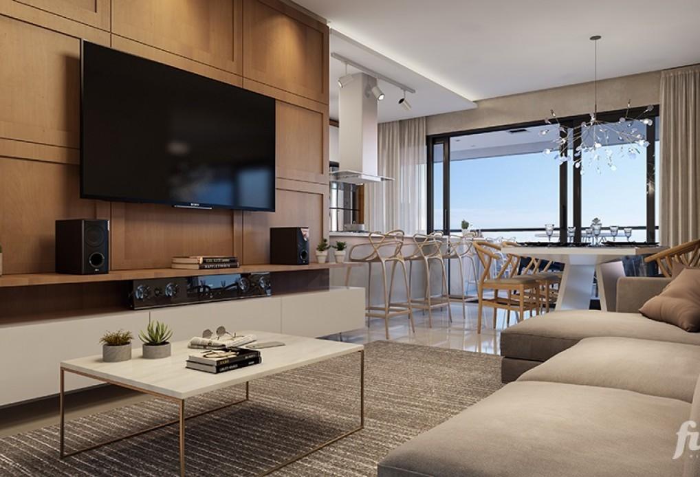 Galeria 5 Apartamento com 2 ou 3 quartos