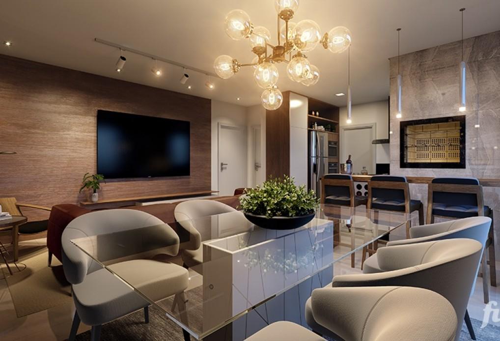 Galeria 6 Apartamento com 2 ou 3 quartos