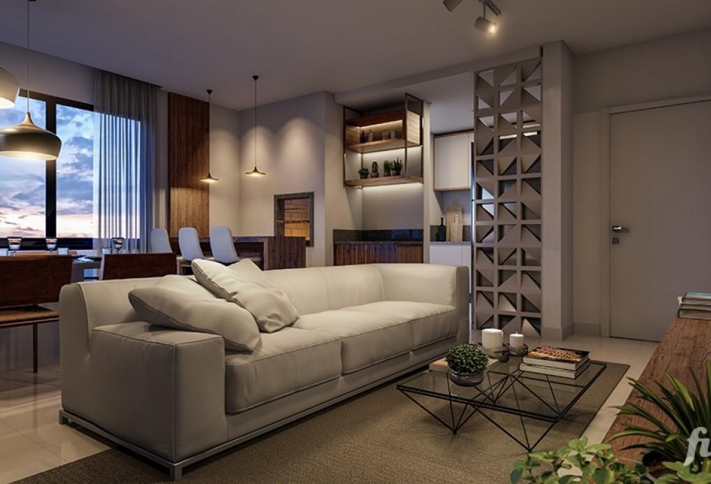 Galeria 7 Apartamento com 2 ou 3 quartos