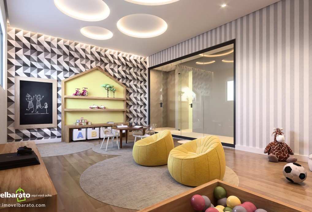 Galeria 0 Apto 1 Suíte + 2 dormitórios