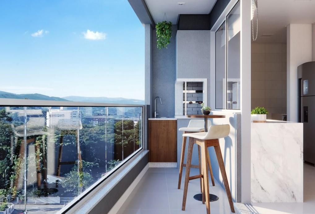 Galeria 5 Apartamentos - 2 e 3 dormitórios