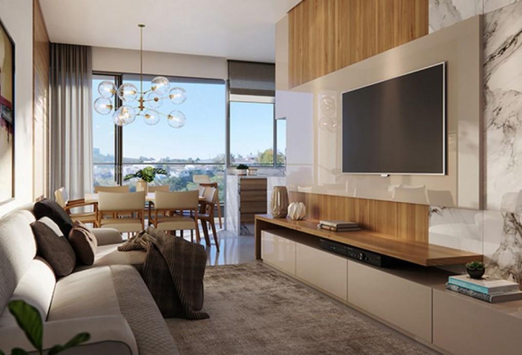 Galeria 6 Apartamentos - 2 e 3 dormitórios
