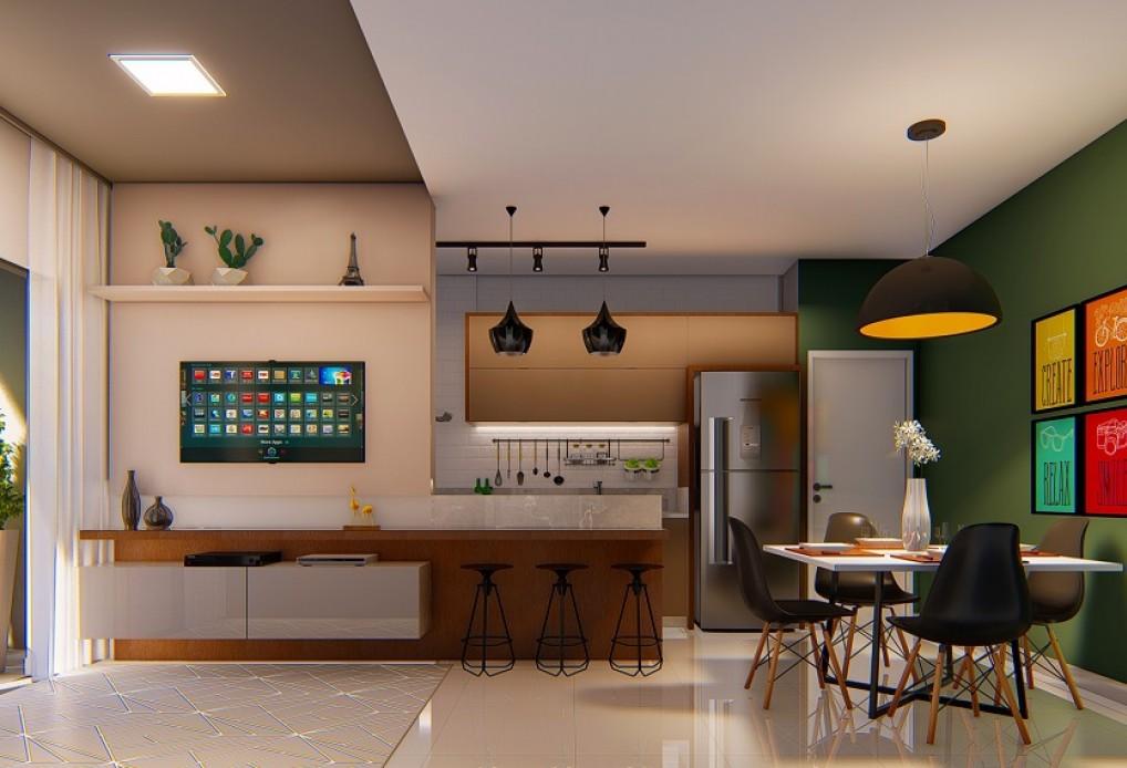 Galeria 1 Apartamento 2 dormitórios