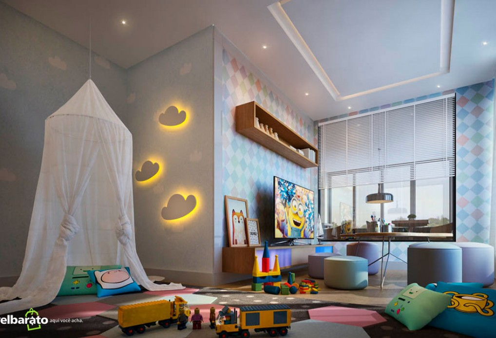 Galeria 10 Apartamentos com 3 ou 4 suítes