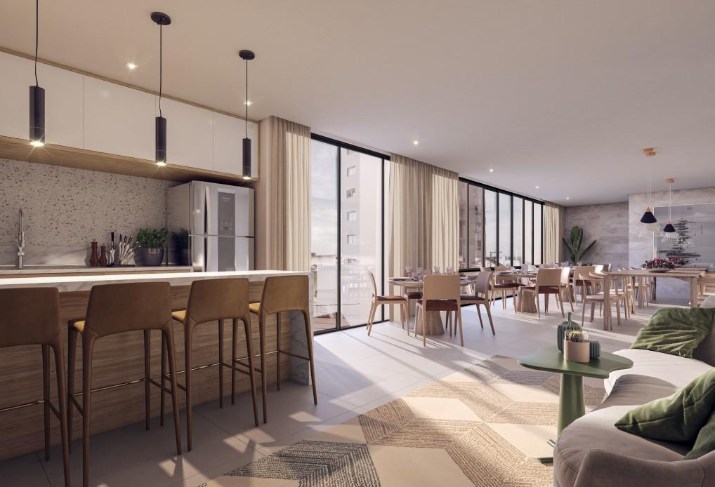 Galeria 1 Apartamentos com 3 dormitórios