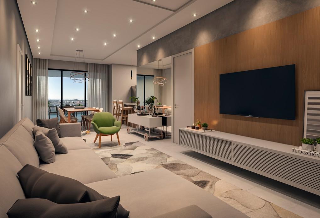 Galeria 2 Apartamentos com 3 dormitórios